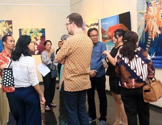 JAKARTA EXHIBITION - Conversations with nature