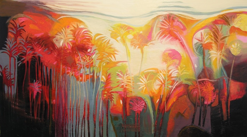 (SOLD)Life is Sweet - 127x76cm $4500 (2)