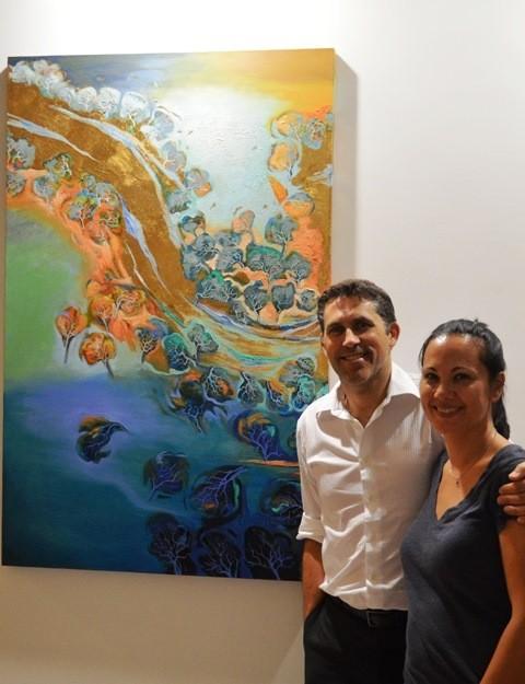 (web) Niaomi and Husband with Abundance Anow